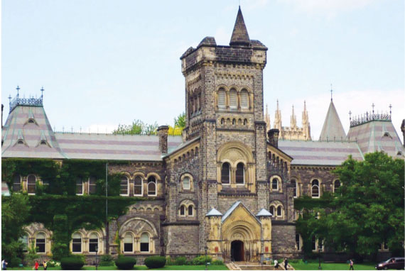 University of Toronto: St. George Campus